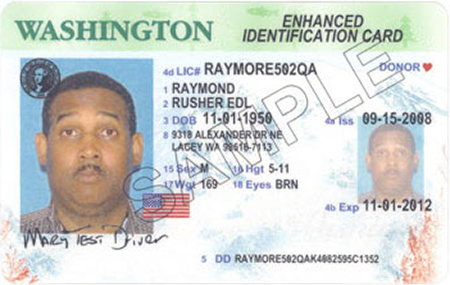 Wa Licensing Id dol Official Card State Site Designs