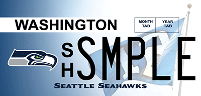WA State Licensing (DOL) Official Site: Seattle Seahawks